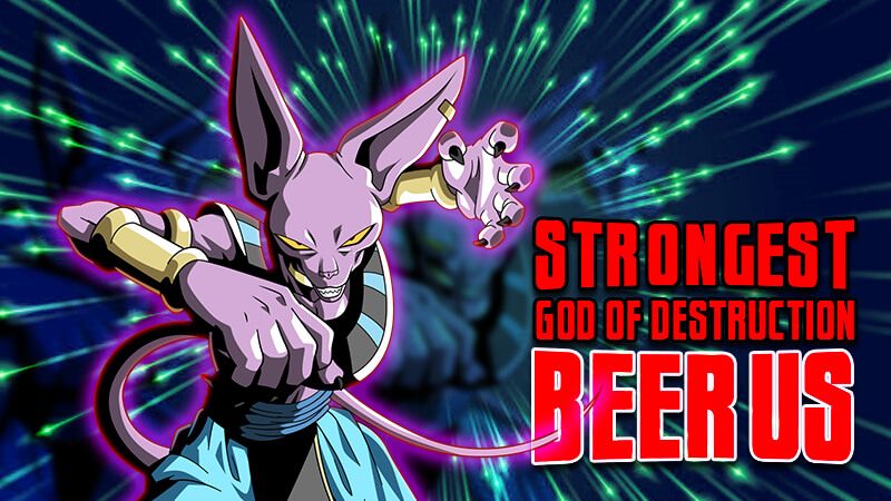 God of Destruction Beerus